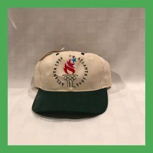 Accessories - Authentic Atlanta Olympics Games Baseball Cap